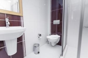 Ванная комната в Saba Sultan Hotel