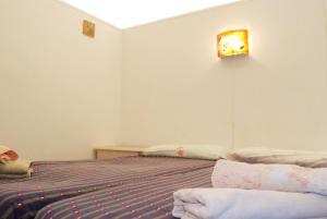 Cama o camas de una habitación en Carabeo 26 Studios Casasol
