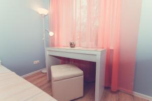 Ванная комната в Apartment VyDoma 2-Ya Kvesisskaya 15