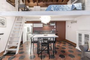 Una cocina o zona de cocina en Apartment San Gallo