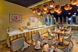 Ресторан / где поесть в Mamaison All-Suites Spa Hotel Покровка