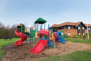 Children's play area at Days Inn Stevenage North