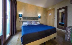 Cama o camas de una habitación en Room Tarifa