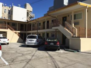 Edifici on està situat el motel