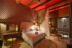Cama o camas de una habitación en The Vincent