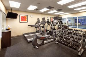 Palestra o centro fitness di Fairfield Inn & Suites by Marriott Toronto Airport