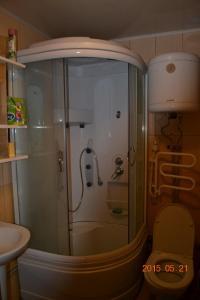 A bathroom at Holiday Home On Zelenaya