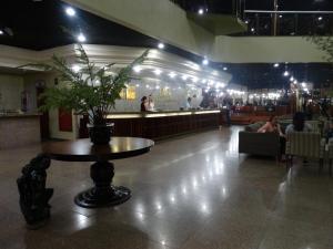 The lobby or reception area at Taj Mahal Hotel