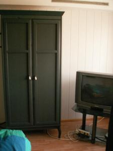 TV/Unterhaltungsangebot in der Unterkunft Villa Lavendel