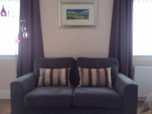 A seating area at Woodside Guest House