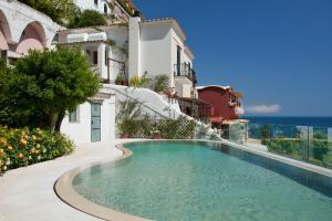 The swimming pool at or near Hotel Palazzo Murat