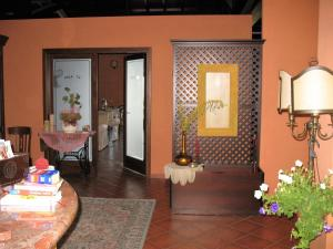 Hall o reception di Hotel Sardus Pater
