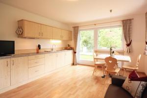 Küche/Küchenzeile in der Unterkunft Villa Otto