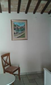 Area soggiorno di Il Casale dell'Acquabona