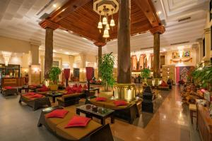 A restaurant or other place to eat at Angkor Miracle Resort & Spa