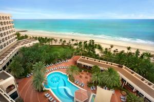 A view of the pool at Ajman Hotel or nearby
