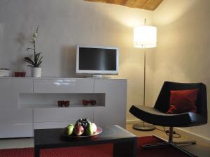 TV/Unterhaltungsangebot in der Unterkunft B&B Thurelle Bertschen