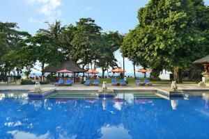 The swimming pool at or near Mercure Resort Sanur