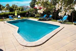 A piscina em ou perto de Casa do Infante
