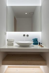 Łazienka w obiekcie Sirene Blue Resort