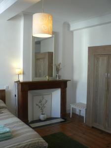Hall ou réception de l'établissement La Terrasse de la Grand'Rue - chambre d'hôtes -