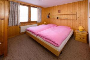 Ein Bett oder Betten in einem Zimmer der Unterkunft Langsera 435