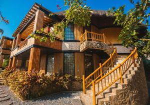度假村所在的建築