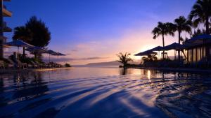 The swimming pool at or near The Terrace Club Wellness Resort at Busena