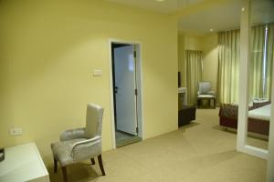 Гостиная зона в Viz Park Hotel