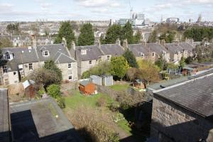 A bird's-eye view of Bonaccord Guest House