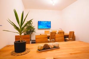 TV/Unterhaltungsangebot in der Unterkunft Zimmervermietung Dietrich Trofaiach