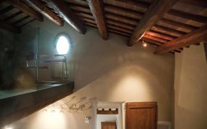 A kitchen or kitchenette at Azienda Agricola Baccagnano