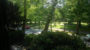 Giardino di La Casa Di Viale Cairoli