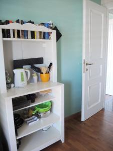 A kitchen or kitchenette at Le Ninfe Bed and Breakfast