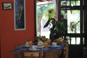 Um restaurante ou outro lugar para comer em Venere - Bed and Breakfast