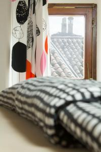 A bed or beds in a room at Apartment Bambola