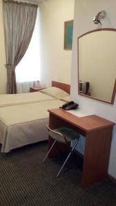 Кровать или кровати в номере Rinaldi History