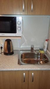 Кухня или мини-кухня в Rinaldi History