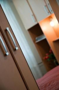 TV a/nebo společenská místnost v ubytování Pension Villa Maria