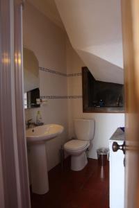 Uma casa de banho em casa da Madrinha