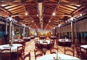 A restaurant or other place to eat at Hotel Montearagon