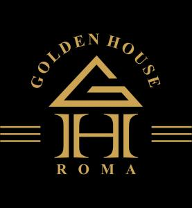 The logo or sign for the guesthouse