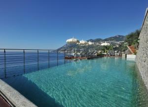 The swimming pool at or near Hotel Botanico San Lazzaro