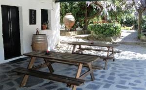 A porch or other outdoor area at Quinta da Cumieira