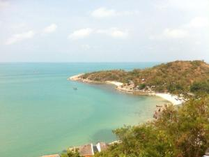 A bird's-eye view of Banyan House Samui bed and breakfast (Adult Only)