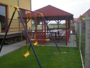 Herní místnost nebo prostor pro děti v ubytování Aquasleep II