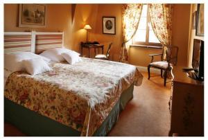 Posteľ alebo postele v izbe v ubytovaní Hotel Dwór Kościuszko
