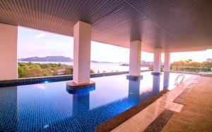 The swimming pool at or near Adya Hotel Langkawi