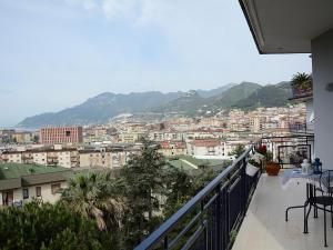 A balcony or terrace at Belvedere 35