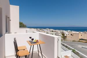 A balcony or terrace at MAR n MAR CROWN HOTEL-SUITES